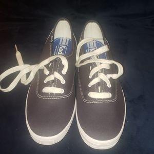 Brand new Navy Blue Keds size 7.5